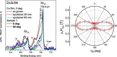 X-ray photoelectron spectroscopy analysis as a tool to