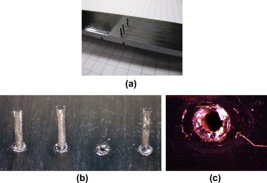 Composite toughness enhancement with interlaminar reinforcement