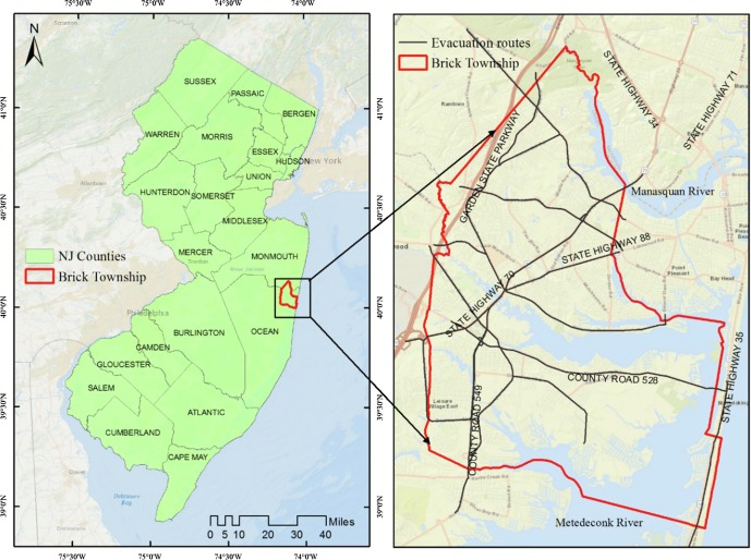 A decision-support framework for emergency evacuation ...