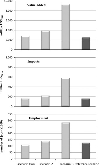 Analysis of socio-economic impacts of sustainable sugarcane–ethanol