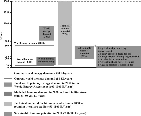 The effect of bioenergy expansion: Food, energy, and environment