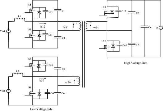 Multiinput DC–DC converters in renewable energy applications – An