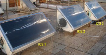 Recent developments in integrated collector storage (ICS) solar