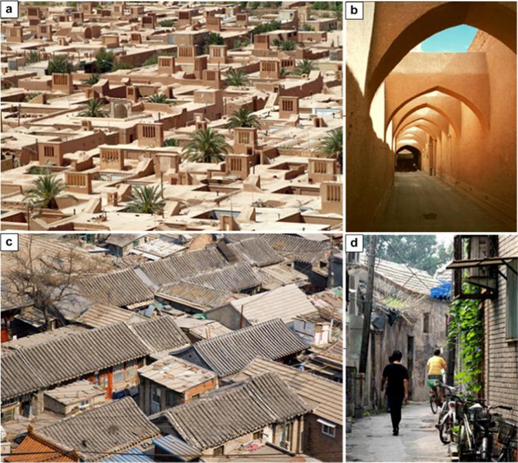 Design /& Thermal Performance Below-Ground Dwellings in China