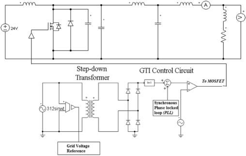 design of power circuit