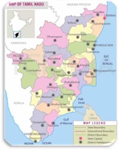 The drive of renewable energy in Tamilnadu: Status, barriers