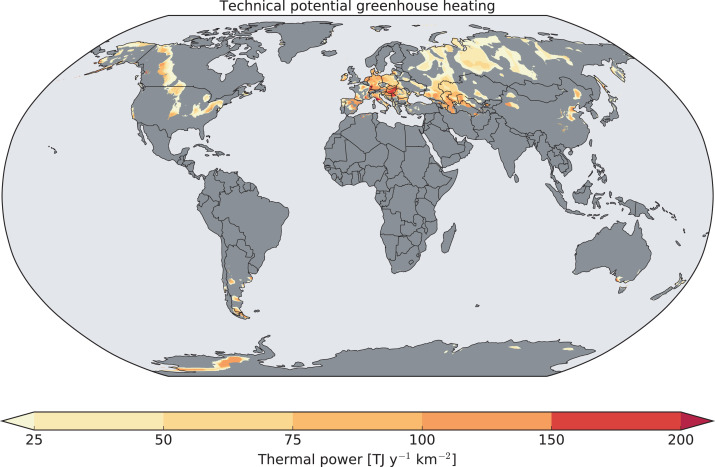 Geothermal energy in deep aquifers: A global assessment of ...