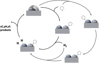 Recent developments in sulphur-resilient catalytic systems for ... on