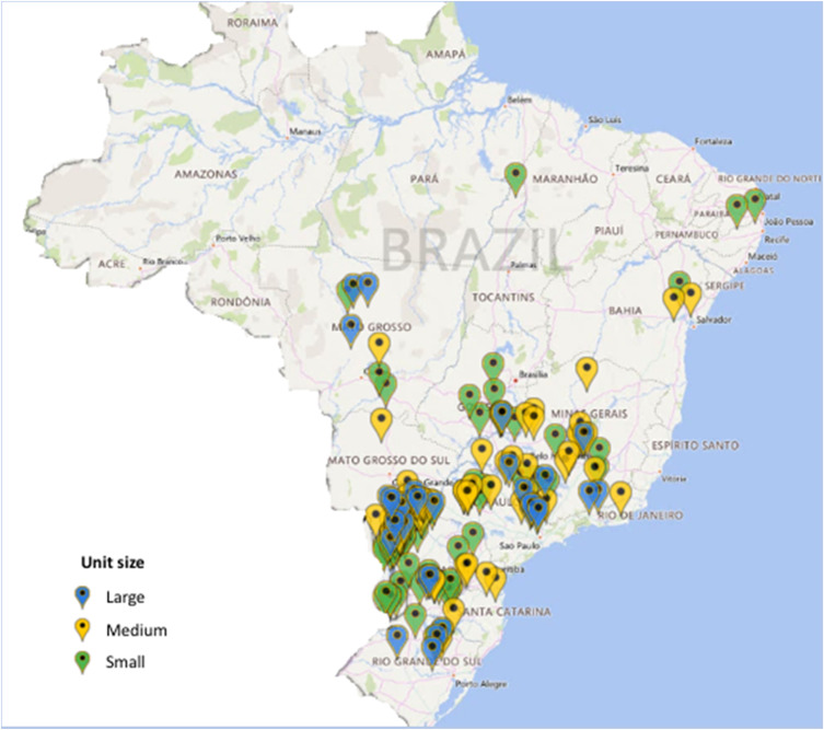 The Brazilian market of distributed biogas generation Overview