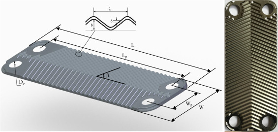 A review of heat transfer enhancement techniques in plate heat