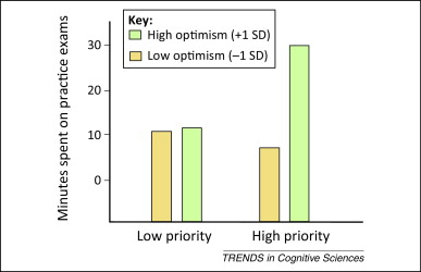 article on optimism is the key to success