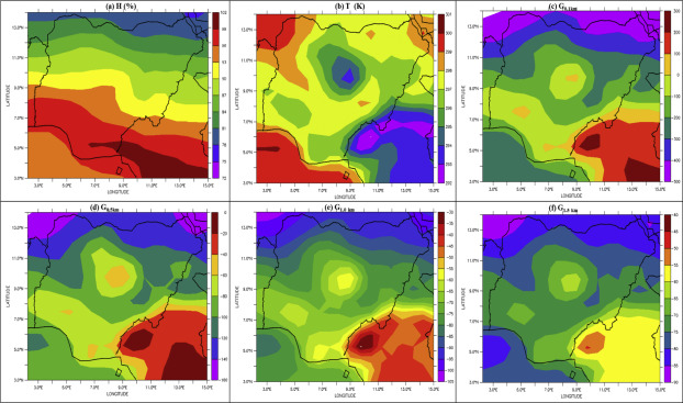 Radio propagation mapping