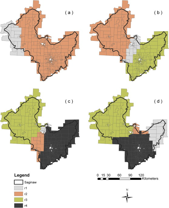 Linking watershed-scale stream health and socioeconomic indicators ...