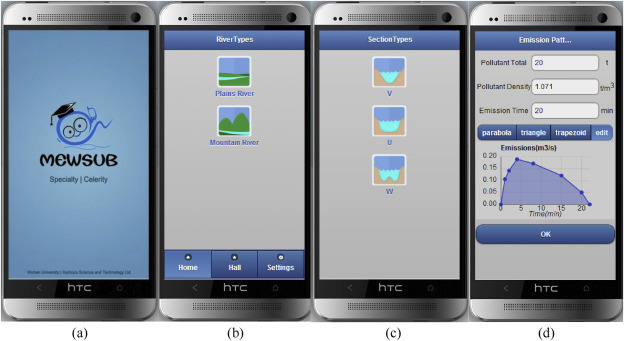 a fast mobile early warning system for water quality emergency risk