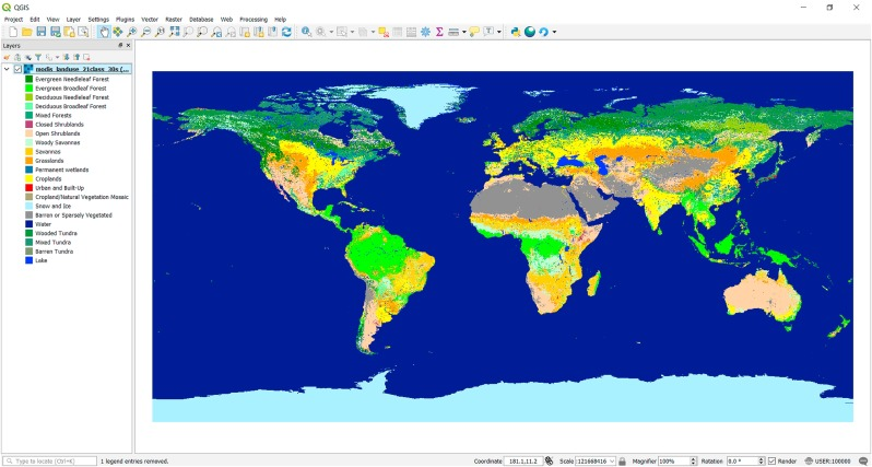 Open source QGIS toolkit for the Advanced Research WRF