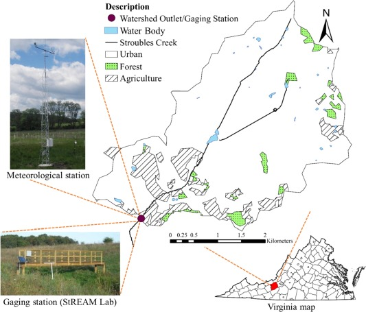 An evaluation of HSPF and SWMM for simulating streamflow ... on