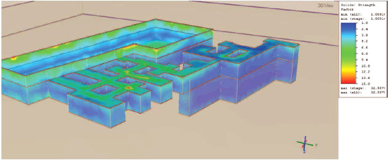 A risk assessment proposal for underground cavities in Hard Soils
