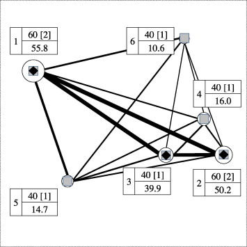 Long Term Evolution Of Airport Networks Optimization Model And Its