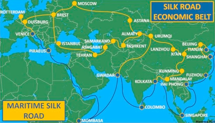 On Service Network Improvement For Shipping Lines Under The One Belt One Road Initiative Of China Sciencedirect