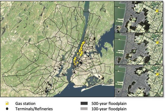 Climate-adaptive planning for the long-term resilience of