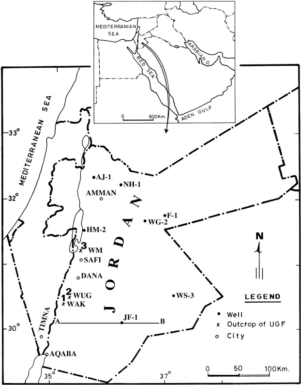 Tectono Sedimentary Evolution Of The Umm Ghaddah Formation Late