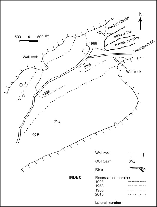Chronology Of Late Quaternary Glaciation In The Pindar Valley
