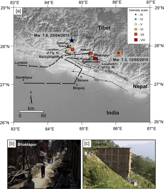 Seismotectonics of the April–May 2015 Nepal earthquakes: An