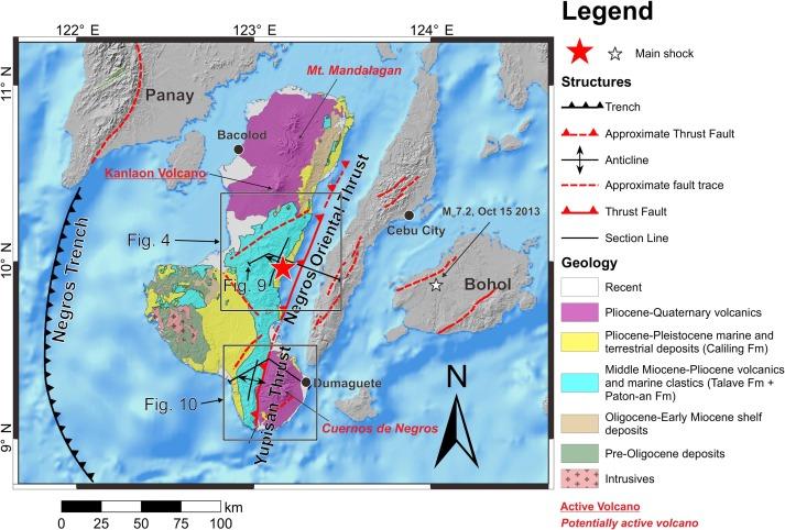 Seismotectonics Of The 6 February 2012 Mw 6 7 Negros