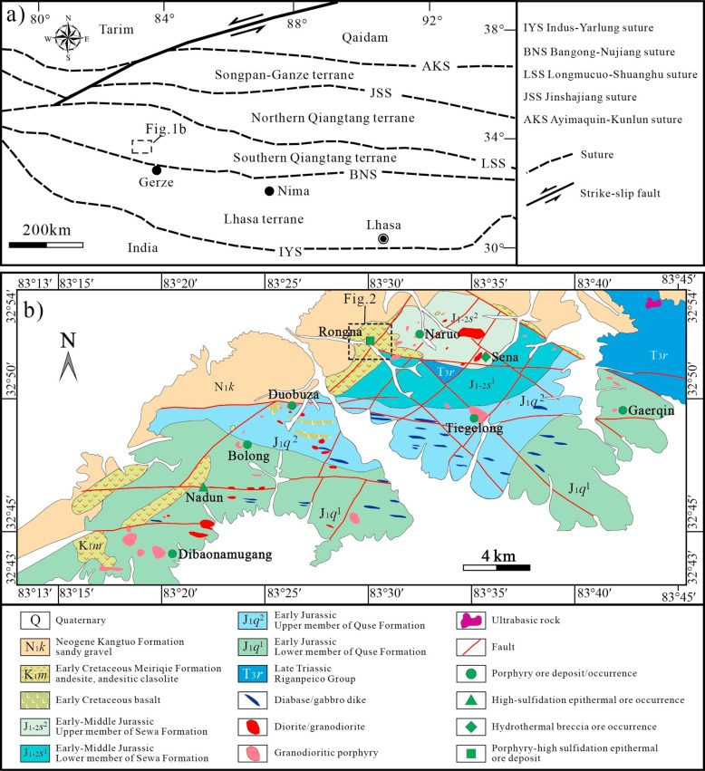 Petrogenesis and tectonic setting of Early Cretaceous granodioritic ...