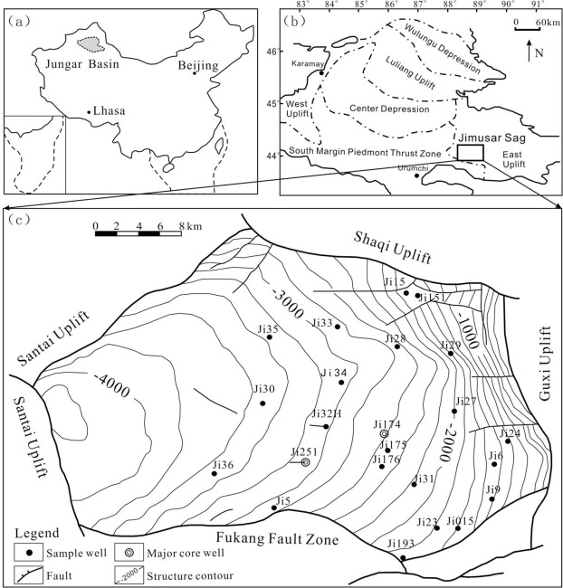 Diagenetic Controls On The Quality Of The Middle Permian Lucaogou