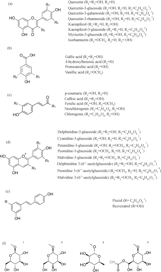 Identification Of Phenolic Compounds And Their Fouling