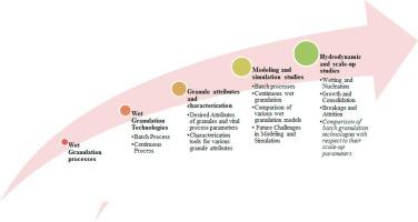 advantages of wet granulation