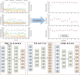 Novel performance prediction model of a biofilm system treating
