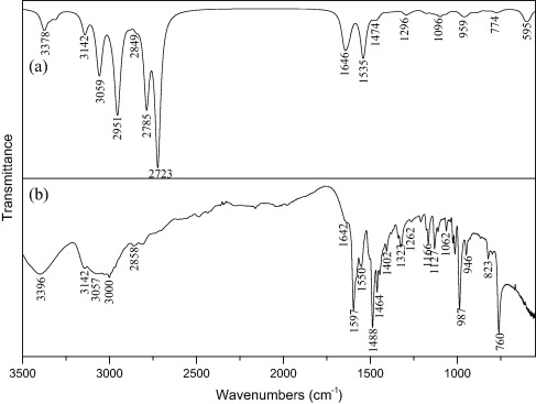 Crystal structure vibrational spectra and non linear optical