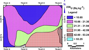 Assessment Of Natural Radioactivity And Function Of Minerals