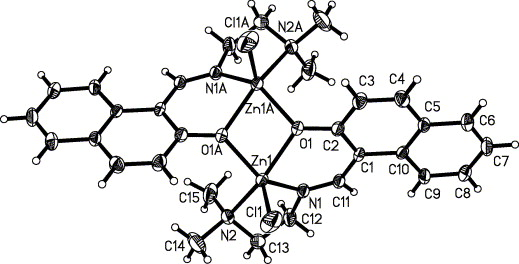 The Inhibition Of Xanthine Oxidase By The Schiff Base Zincii