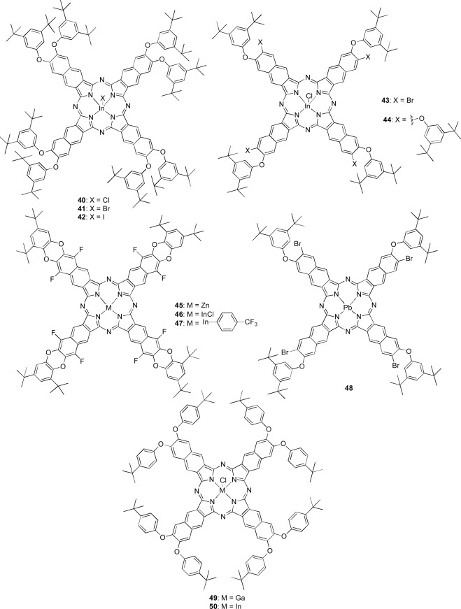 Conjugated Macrocyclic Materials With Photoactivated Optical