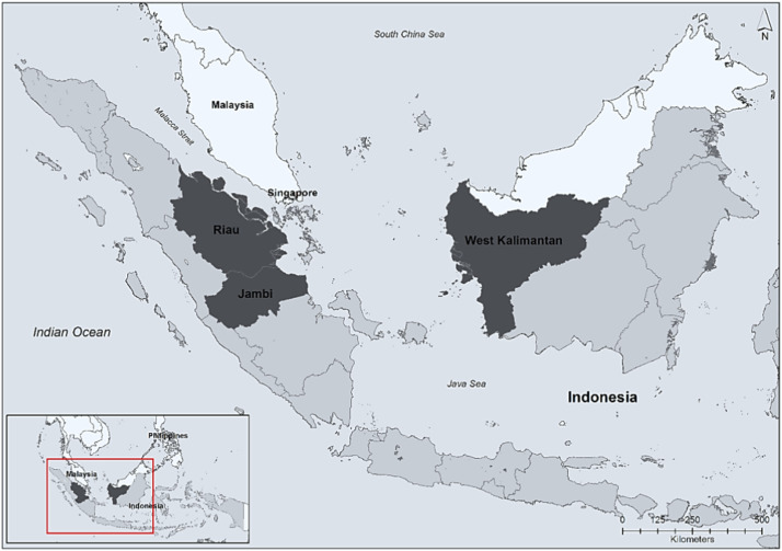 Resolving Industrial Plantation Conflicts In Indonesia Can