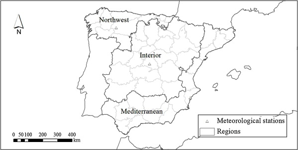 Fire regime changes and major driving forces in Spain from 1968 to