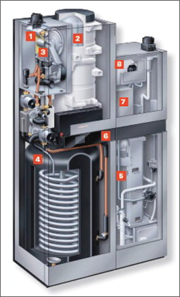 Viessmann installs first fuel cell CHP system in UK home, ahead of