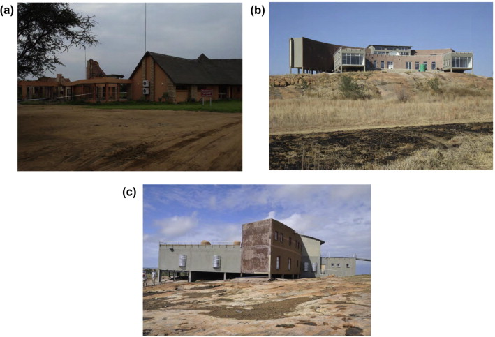 Impact Structures In Africa A Review Sciencedirect