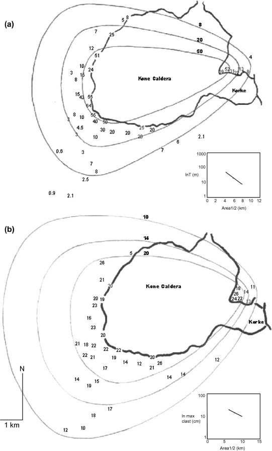 Physical Volcanology Of The Gubisa Formation Kone Volcanic Complex