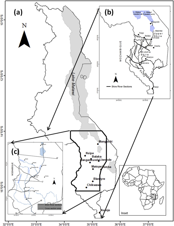 A Review Of The Geomorphotectonic Evolution Of The South Malawi Rift