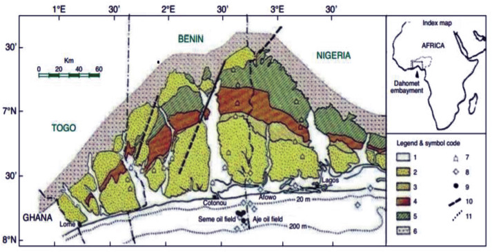 Evaluation of source rock potential and hydrocarbon