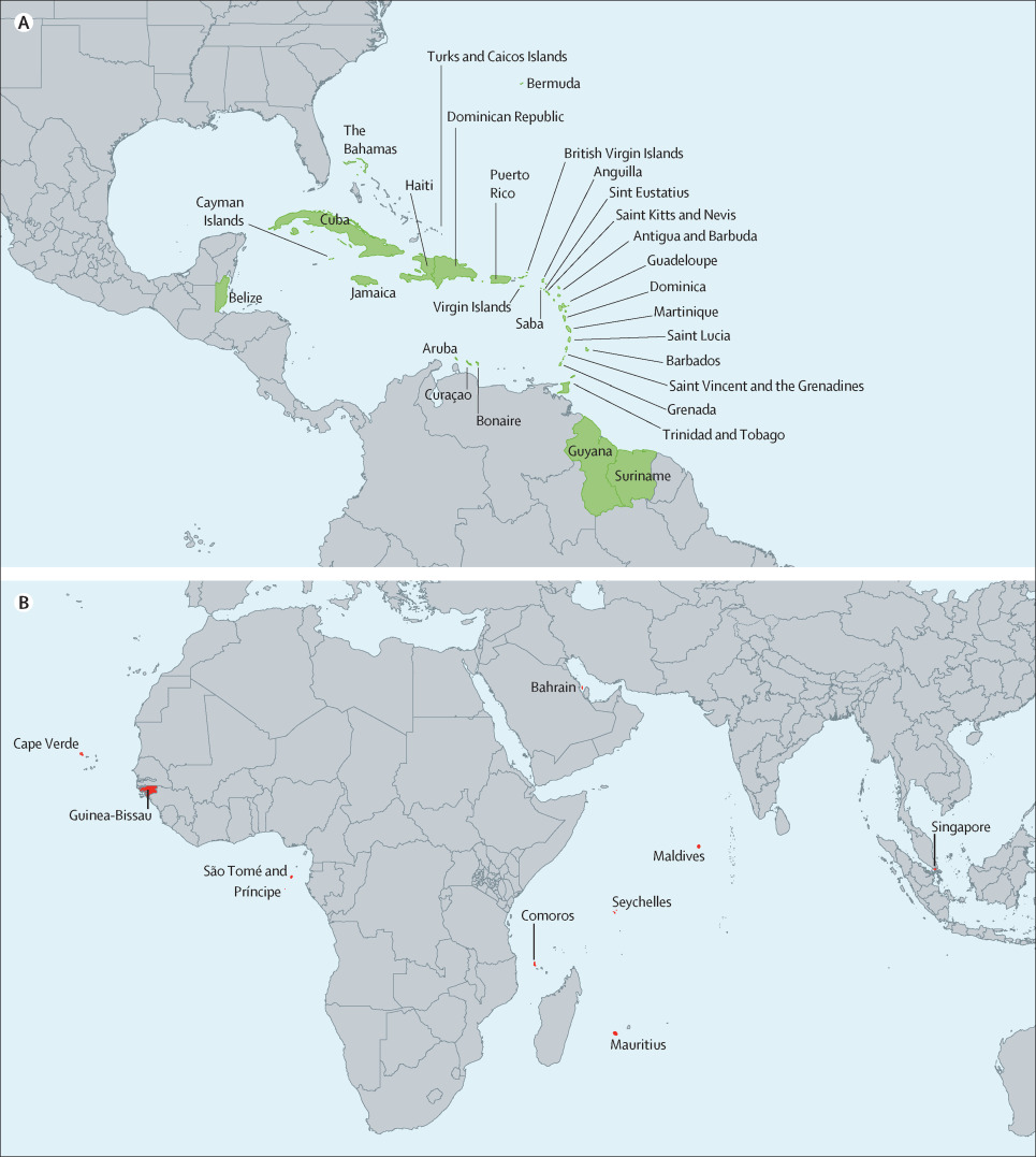 Cancer control in small island nations: from local challenges to