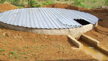 Image result for rainwater harvesting africa