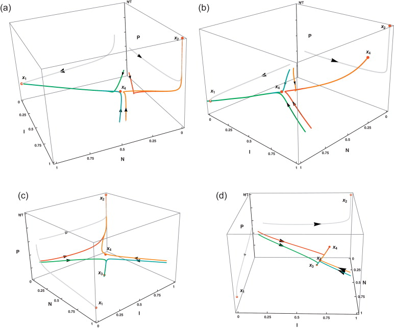 Mathematical Analysis Of A Model For Plant Invasion Mediated By