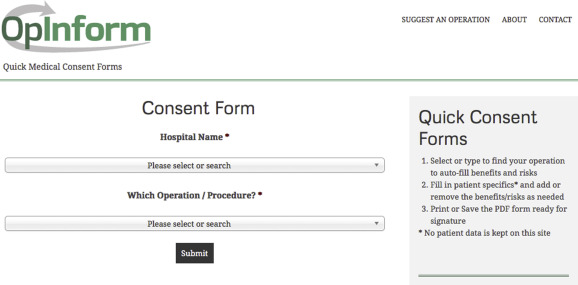 Completion of handwritten surgical consent forms is frequently – Photo Consent Forms