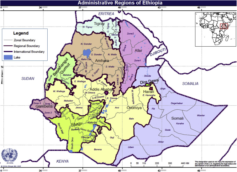 Poverty, peasantry and agriculture in Ethiopia - ScienceDirect
