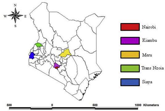 Analysis of genetic diversity of passion fruit (Passiflora edulis